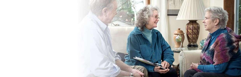 End of Life Choices Volunteer serving Oregonian